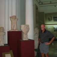 Museum outside Merida, Mexico, 2005